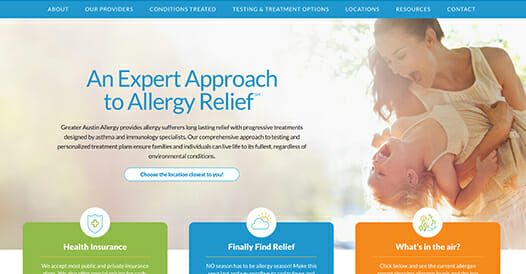 Austin Allergy, Asthma & Immunology | Greater Austin Allergy